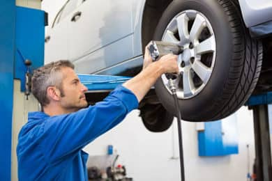 Tire & Wheel Repair